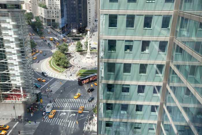 Virtual Office location in Columbus Circle