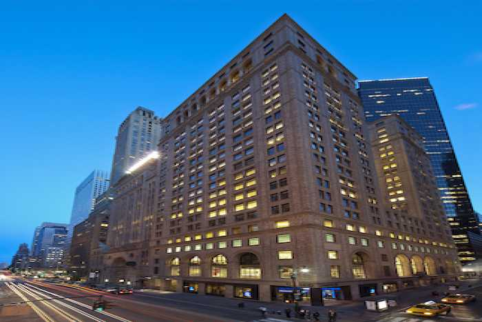 Virtual Office location in Park Avenue