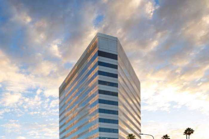 Virtual Office location in Wilshire Bundy Plaza